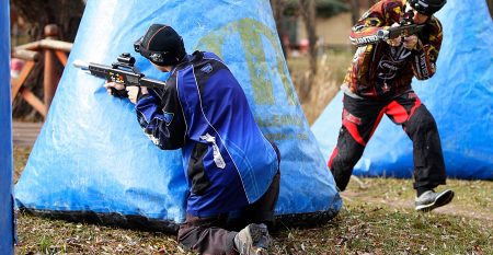 Intager-paintball
